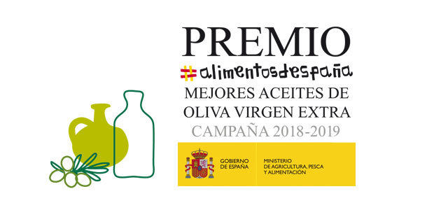 Últimos días para participar en el Premio Alimentos de España a los Mejores AOVEs de la campaña 2018/19