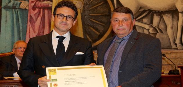 Mercacei recibe un premio especial de la DOP Aceite del Bajo Aragón