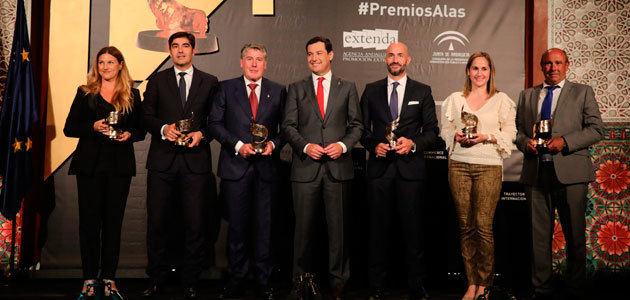 Abierta una nueva convocatoria de los Premios Alas a la Internacionalización de la Empresa Andaluza