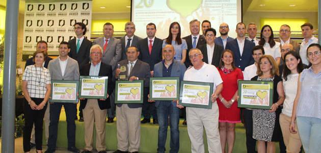 La DOP Priego de Córdoba entrega sus Premios a la Calidad
