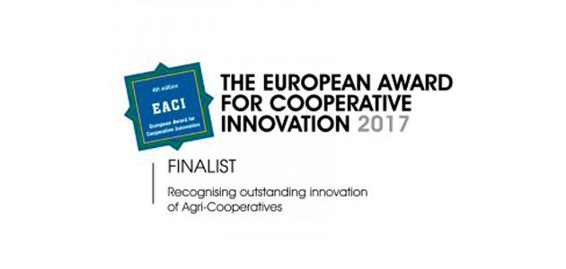 Dcoop, entre las finalistas en los premios europeos a la innovación cooperativa