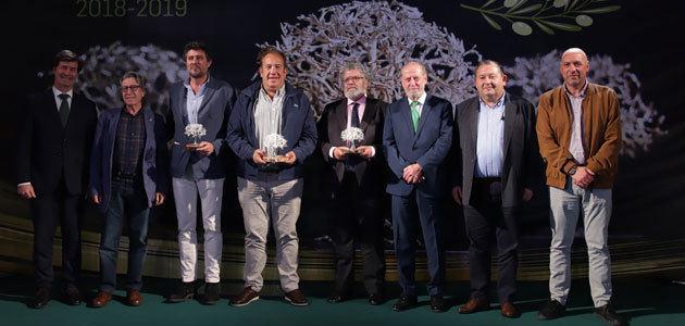 Entregados los Premios a los Mejores AOVEs de la Diputación de Sevilla