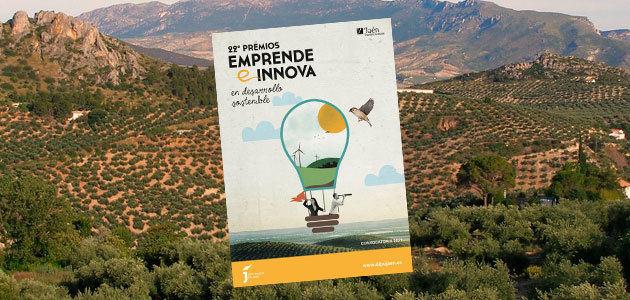 La Diputación de Jaén amplía hasta el 30 de septiembre el plazo para optar a los Premios Emprende e Innova