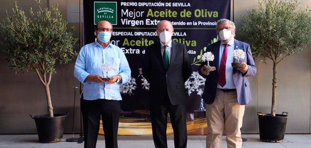 La Diputación de Sevilla entrega los Premios al Mejor AOVE de la provincia