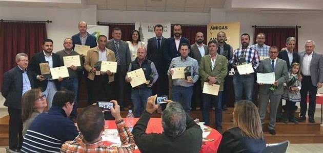 Aceites de Oliva del Sur, Jesús Nazareno S.C.A. y Oleopalma, galardonadas en los Premios a los Mejores AOVEs del Valle del Guadalquivir