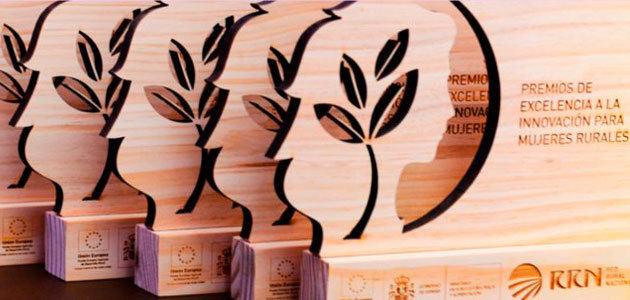 Rosa Gallardo y un proyecto sobre hongos y AOVE, reconocidos en los XI Premios de Excelencia a la Innovación para Mujeres Rurales