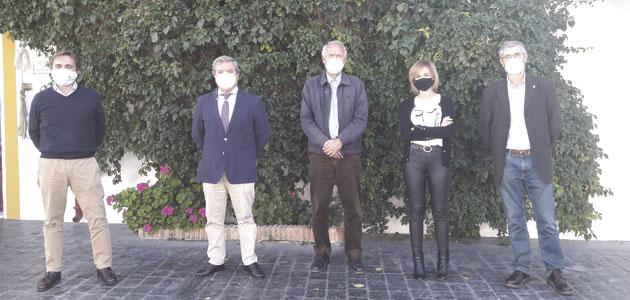"""IngeOliva, reconocida en los XXII Premios Internacionales de la Producción Ecológica """"Andrés Núñez de Prado"""""""