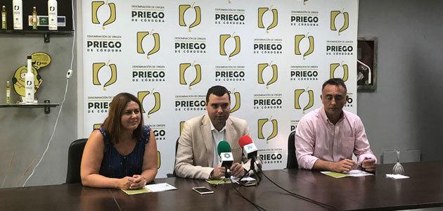 La DOP Priego de Córdoba apoya la promoción de la gastronomía local