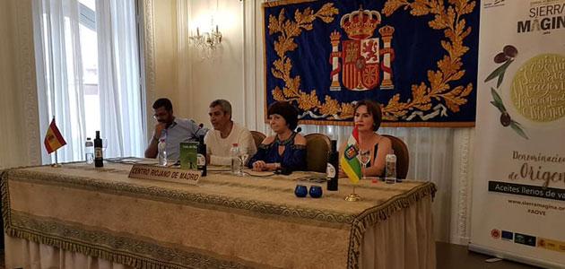 Cuentos y relatos inspirados en el aceite de oliva viajan a Madrid