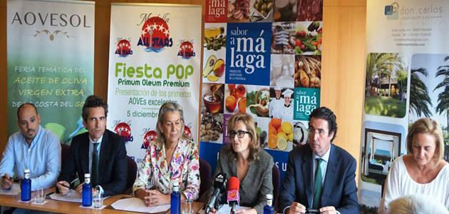 Más de 20 firmas de toda España presentarán sus primeros AOVEs en la Fiesta POP de Marbella All Stars