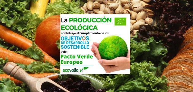 Ecovalia lanza una campaña para poner en valor el papel de la producción ecológica en la agenda 2030