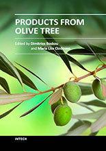 Los productos del olivo