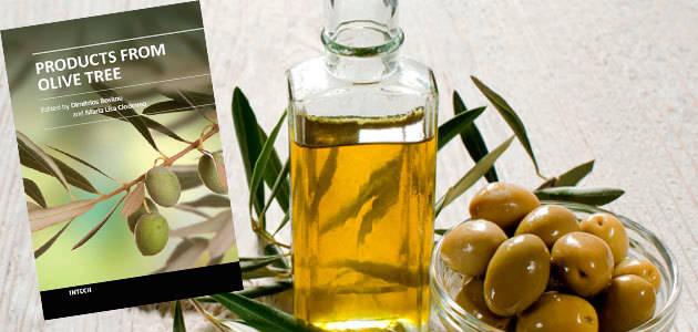 Products from Olive Tree, una nueva publicación con información actualizada sobre el aceite de oliva y la aceituna de mesa
