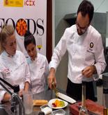 Aceites de Oliva de España colabora con el Programa de Formación en Gastronomía Española de ICEX