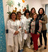 'Chef Junior AOVE', una iniciativa para que los niños del Hospital de Jaén disfruten de este alimento