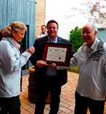 La Cooperativa San Vicente de Mogón recibe el Premio Agustí Serés in memoriam
