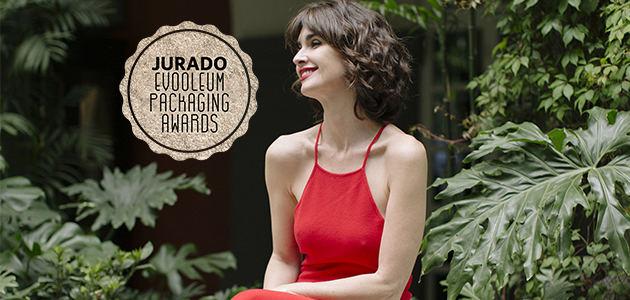 Paz Vega se incorpora al jurado de los EVOOLEUM Packaging Awards