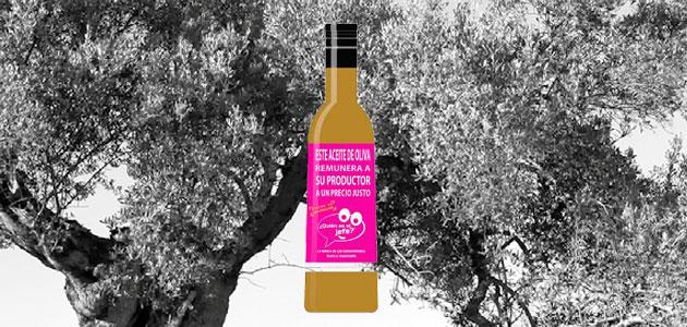 '¿Quién es el jefe?', una iniciativa para que los consumidores decidan cómo quieren que sea su aceite de oliva