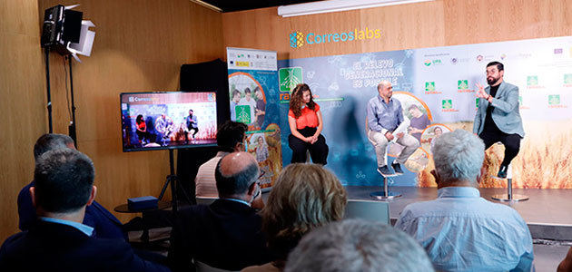 Presentan una plataforma digital para impulsar a los jóvenes agricultores