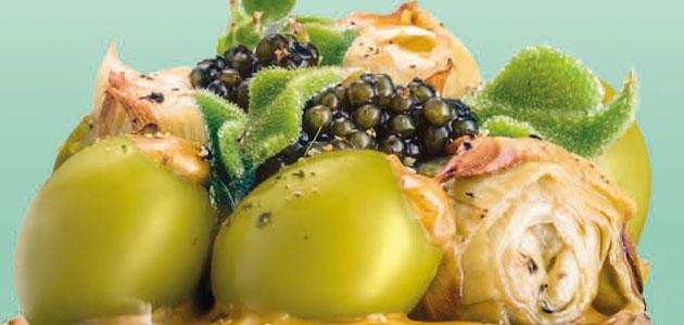 Los 50 chefs de las aceitunas de España reunidos en un recetario