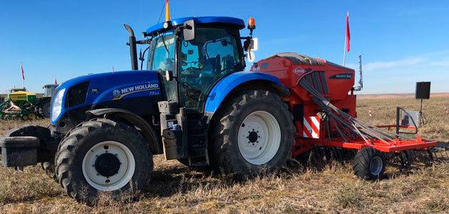 Las ayudas al Plan Renove de maquinaria agrícola podrán solicitarse a partir del 15 de junio