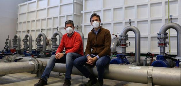 Una tecnología 'low cost' reduce el coste y la huella de carbono del riego a presión