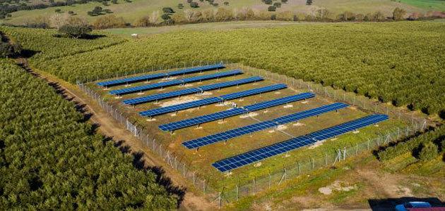 Riego fotovoltaico para una agricultura sostenible y modernizada