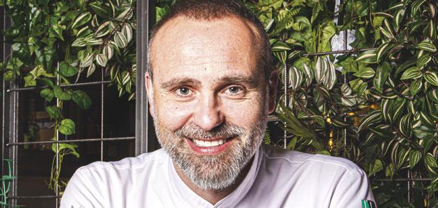 Rodrigo de la Calle, el chef verde: 'El AOVE español es el mejor del mundo'
