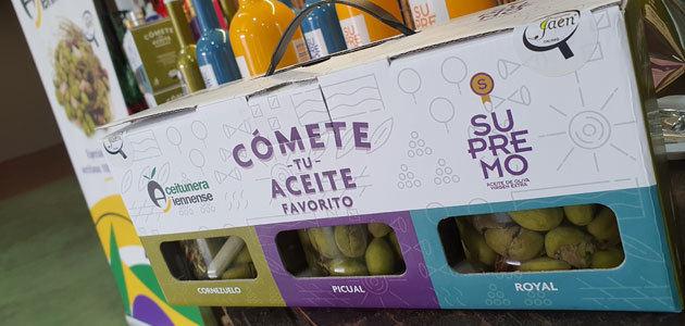 Aceitunera Jiennense y Aceite Supremo comercializarán por primera vez la variedad royal para aceituna de mesa