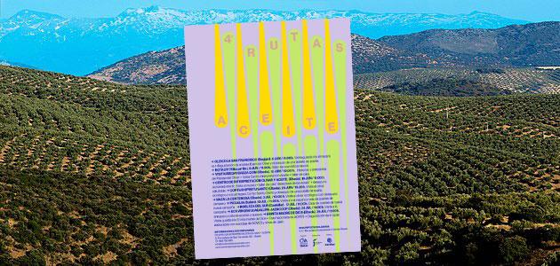 'Rutas del Aceite': una experiencia única para disfrutar del oleoturismo en Jaén