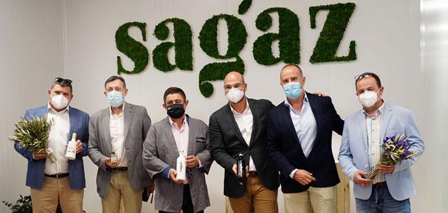 Sagaz inaugura sus nuevas instalaciones y celebra la I Fiesta de la Cosecha