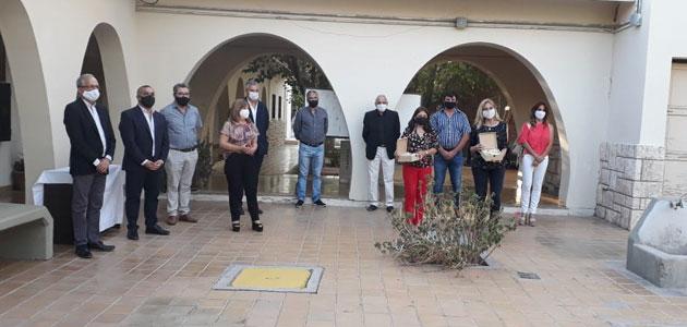 La Cámara Olivícola de San Juan rinde homenaje al Panel de Análisis Sensorial de AOV del UCCuyo