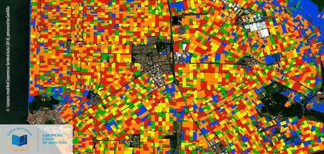 Los auditores de la UE abogan por utilizar más las nuevas tecnologías de formación de imágenes en la supervisión agraria