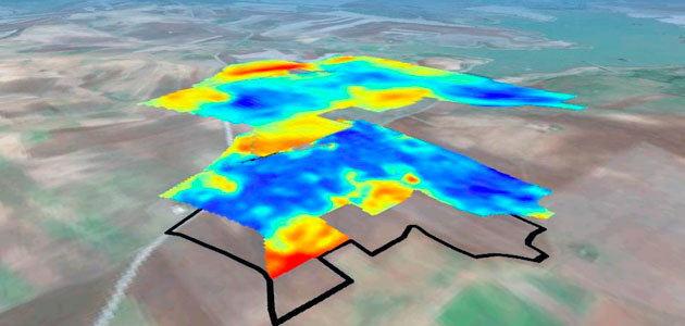 Imágenes satelitales para conocer la evolución de los cultivos