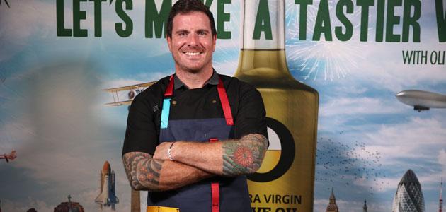 El chef Seamus Mullen asegura que el consumidor americano es cada día más consciente del papel que juega el aceite de oliva en la Dieta Mediterranea