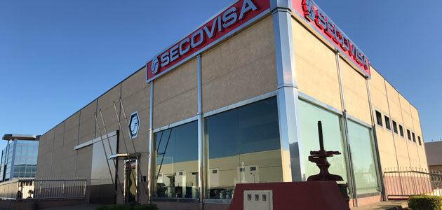 Secovisa, empresa finalista en los Premios Alas a la Internacionalización de la Empresa Andaluza