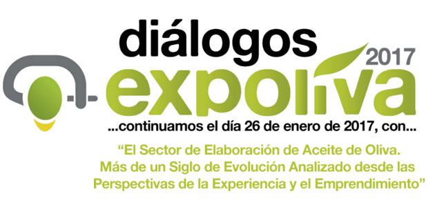 Continúan los 'Diálogos Expoliva' con el análisis de la experiencia y el emprendimiento en el sector oleícola
