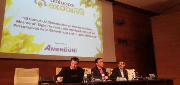 Experiencia y emprendimiento en el segundo de los Diálogos Expoliva 2017
