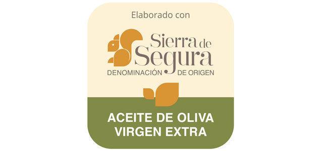 La DOP Sierra de Segura regula el uso de su marca en productos elaborados con su AOVE