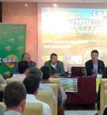 COAG Andalucía celebra su Seminario Estatal del Olivar como antesala de Expoliva 2015