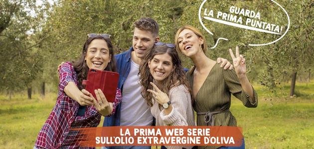 Italia lanza la primera serie web dedicada al AOVE