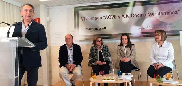AOVE y alta cocina mediterránea se fusionan en el restaurante Monastrell de Alicante
