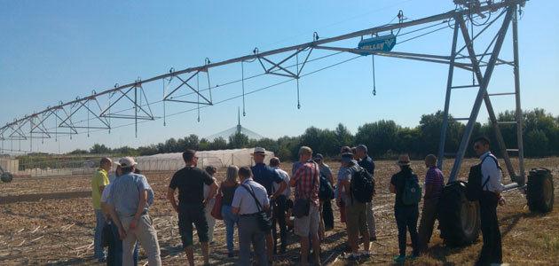 En busca de la mejora de la productividad de cultivos mediante el uso óptimo de agua y suelos en la UE y en China