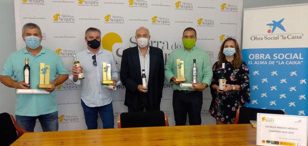 La DOP Sierra de Segura entrega los Premios Ardilla de la campaña 2019/20