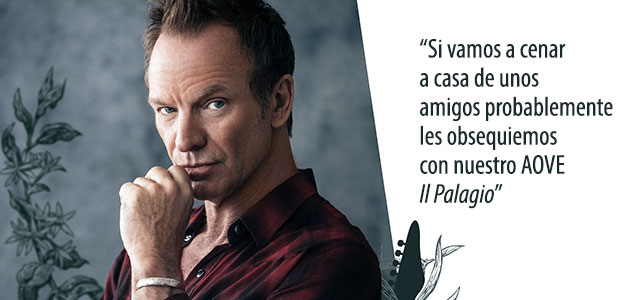 Entrevista en exclusiva con Sting, el rey del pop-rock y un fan confeso del AOVE
