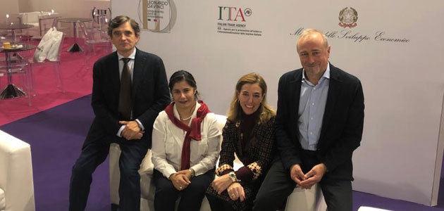 QvExtra! Internacional y CEQ Italia avanzan en la promoción del AOVE