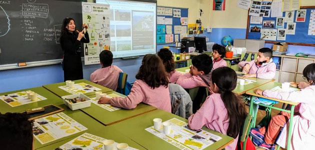 Los talleres de cata de la DOP Siurana llegan a más de 15.000 escolares