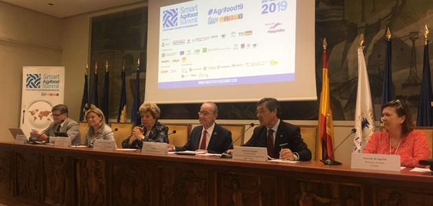 El avance 4.0 del sector agroalimentario, eje central de Startup Europe Smart Agrifood Summit