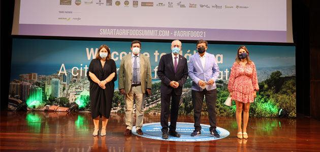 Smart Agrifood Summit reúne a más de 1.600 visitantes profesionales de 32 países