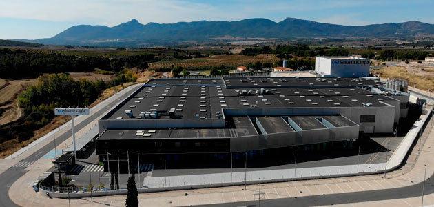 Smurfit Kappa concluye una inversión de 12 millones de euros en su planta española